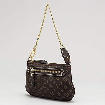 "LOUIS VUITTON, bag, ""Mini Lin Pochette""."
