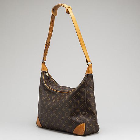 "Louis vuitton, väska, ""boulogne pm"""