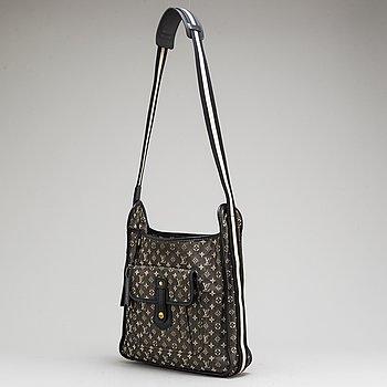 LOUIS VUITTON, a 'Mini Lin Mary Kate' bag.