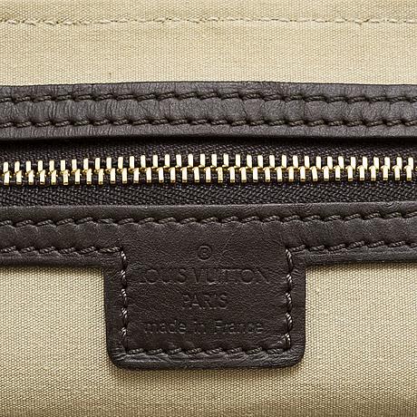 """Louis vuitton, väska, """"monogram mini lin alma long handbag"""""""