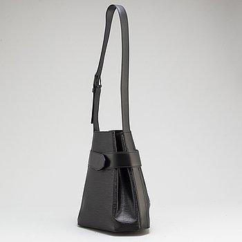 LOUIS VUITTON, väska, 'Epi Sac D'Epaule Shoulder Bag'.