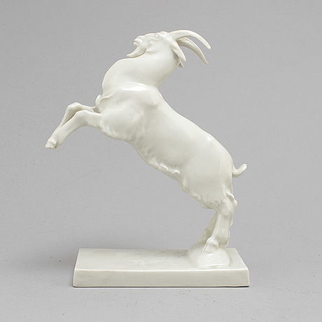 Max esser, a porcelaine figurine from rosenthal