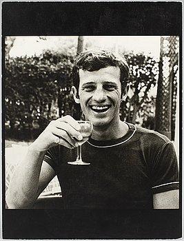 KARY LASCH, photograph, of Jean-Paul Belmondo.