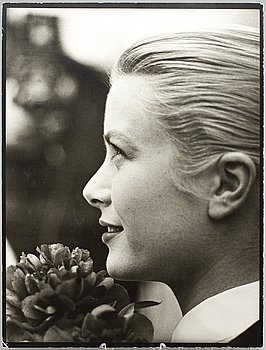 KARY LASCH, photograph of Grace Kelly.