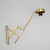 A danish wall lamp from the mid 20th century