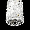Carl fagerlund, a glass ceiling light from orrefors