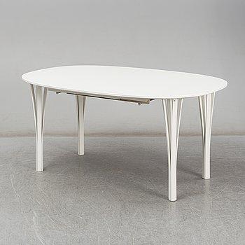 FRITZ HANSEN, a Danish dining table, 1993.