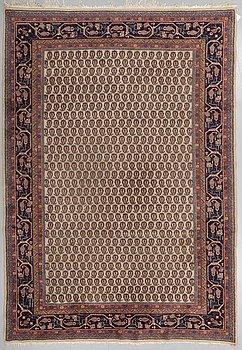 A CARPET, an old/semi-antique East European, ca 298,5 x 206 cm.