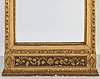 A late gustavian mirror by av mathias wingmark (gothenburg 1801 10)