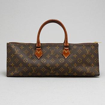 """LOUIS VUITTON, väska, """"Sac triangle""""."""