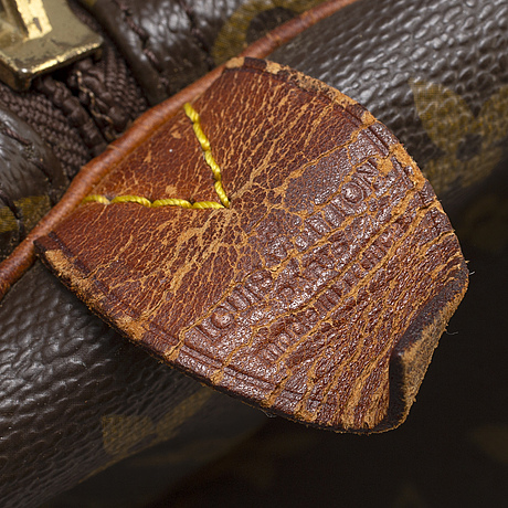Louis vuitton, a monogram canvas 'keepall 45' bag