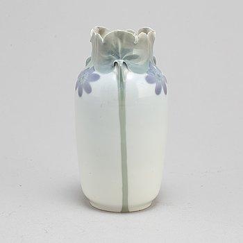 KARL LINDSTRÖM, an Art Nouveau porcelain vase from Rörstrand, early 20th Century.