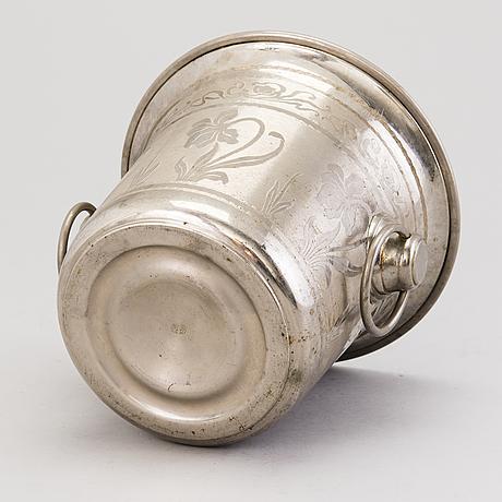 Champagnekylare, 1900 talets början