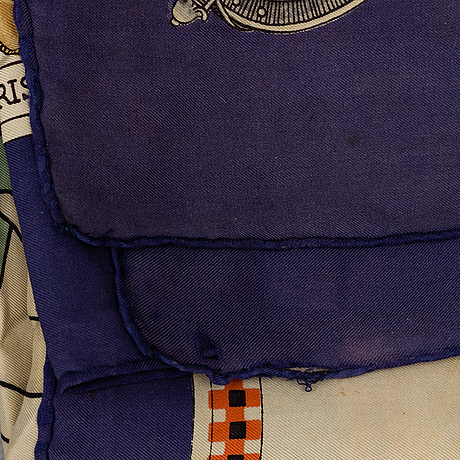 HermÈs, scarves, 2 st