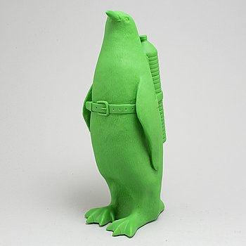 WILLIAM SWEETLOVE, sculpture, plastic, signed and numbered 75/300.