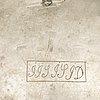 Tennfat, 5 st, 1800 tal