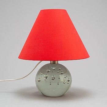 JOSEF FRANK, bordslampa, modell 1819, tillverkad av Reijmyre för Firma Svenskt Tenn, modellen formgiven 1934.