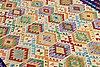 A kilim carpet, ca 353 x 260 cm