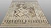 A kilim carpet, ca 275 x 187 cm