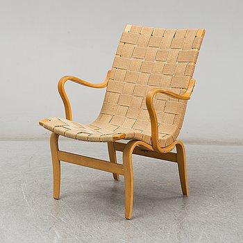 BRUNO MATHSSON, an 'Eva' armchair, Firma Karl Mathsson.