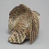 Paul hoff, figurin, stengods, gustavsberg för wwf