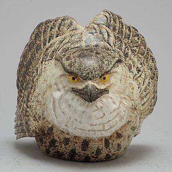 PAUL HOFF, a stoneware figurine, Gusrtavsberg for WWF.