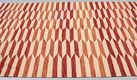 Carpet, kilim, ca 300 x 204 cm.