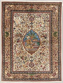 MATTA, Old Täbris ca 192 x 143 cm.