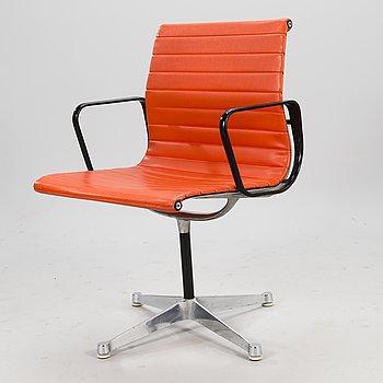 CHARLES & RAY EAMES, TUOLI, malli 116, Herman Millerille, USA. Muotoiltu v. 1958.