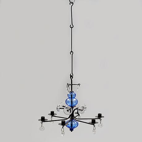 Erik hÖglund, a 1970's chandelier, boda.