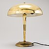 A mid 20th century table lamp for itsu, finland