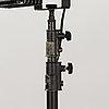 Fotolampor, 2 st, kaiser tyskland och manfrotto, italien