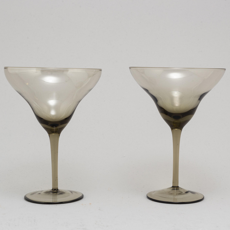 20 tals champagneglas