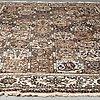 A carpet, old bakhtiari, ca 301 x  221 cm.