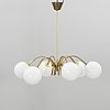 A second half of the 20th century ceiling lamp