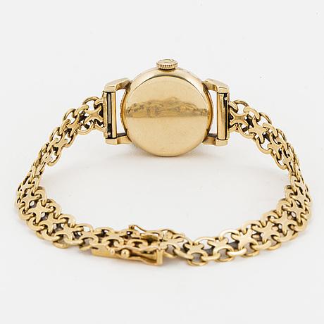 Omega, wristwatch, 19 mm