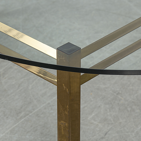 A second half of the 20th century coffee table