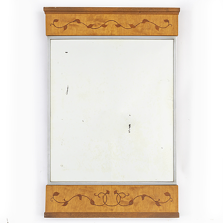 1930s art déco mirror