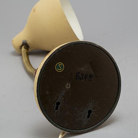 Bordslampa, 1900-talets andra hälft.