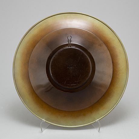"""Fat, ystad brons, """"flora"""", 1900 talets andra hälft"""