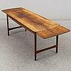 A coffee table, peter hvidt & orla mølgaard nielsen, france & daverkosen, denmark, designed 1956