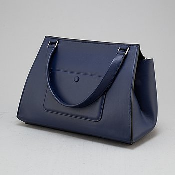 "CÉLINE, tophandle handbag ""Edge""."