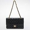 Chanel vintage double flap bag