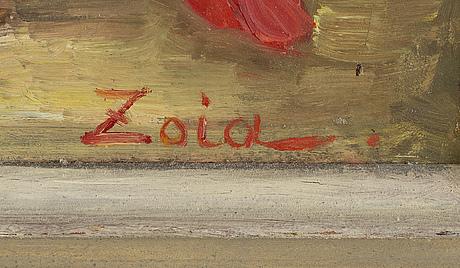 Zoia krukovskya lagerkrans,
