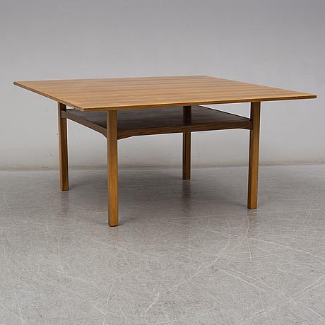 Soffbord, 1900 talets andra hälft