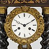 A french mid 19th century mantle clock