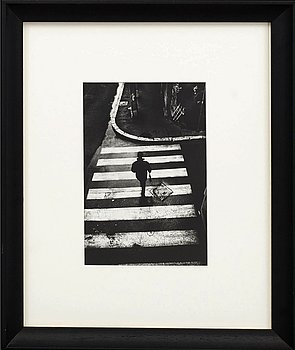 ANDERS PETERSEN, a signed dated and numbered photograph 102/150 dated 2005/2014.