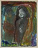 Erland cullberg, oil on canvas, signed