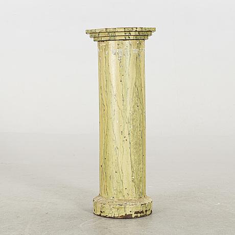 A 20th century pedestal