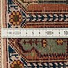 Old kayseri saf, ca 277 x 98 cm (as well as 1 cm flat weave at the ends)